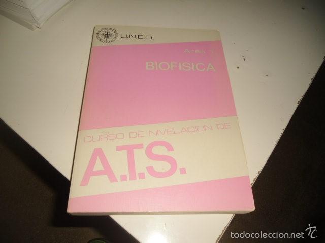 Libros: BAL-50 LOTE 4 LIBROS CURSO DE NIVELACION DE A.T.S UNED LOS DE FOTO - Foto 3 - 57816376