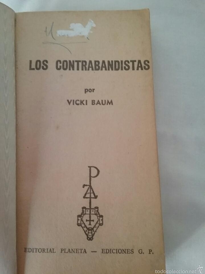 CONTRABANDISTAS DE LIBROSLOS