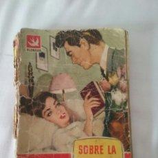 Libros: LIBRO, SOBRE LA NIEBLA, BARBARA SANROMAN, ALONDRA, 1953. Lote 58207532
