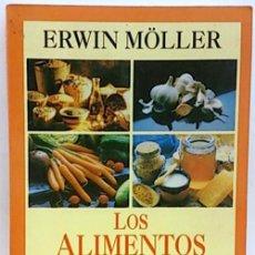 Libros: LOS ALIMENTOS MILAGROSOS. Lote 58236440