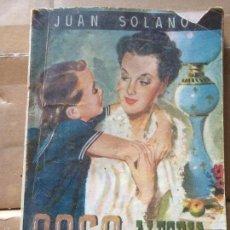 Libros: ANTIGUO LIBRO ROSA ALEGRIA BIBLIOTECA DE LECTURAS EJEMPLARES ESCRITO POR JUAN SOLANO AÑO 1959 . Lote 58298442