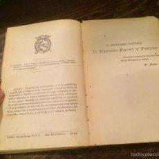 Libros: ANTIGUO LIBRO DE GRAMATICA, AÑOS 30-40 . Lote 58301750