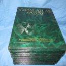 Libros: GRAN ATLAS SALVAT 1985 16 TOMOS. Lote 58566713
