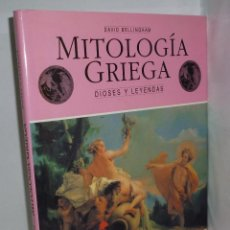 Libros: MITOLOGIA GRIEGA. DIOSES Y LEYENDAS. Lote 54819790