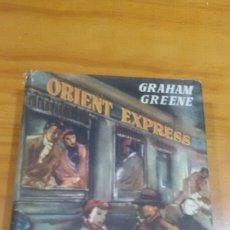 Libros: ORIENT EXPRESS AUTOR GRAHAM GREENE COLECION GIGANTE 1960. Lote 58689641