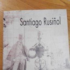 Libros: SANTIAGO RUSIÑOL FUNDACION CAIXA GALICIA AÑO 1996 88 PAGINAS IMPECABLE*. Lote 60037883