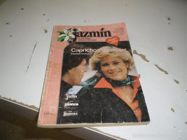 Libros: BAL-13 LOTE DE 25 LIBROS ROMANTICOS S JAZMIN JULIA ETC VER FOTOS PARA VER TITULOS - Foto 7 - 60109667