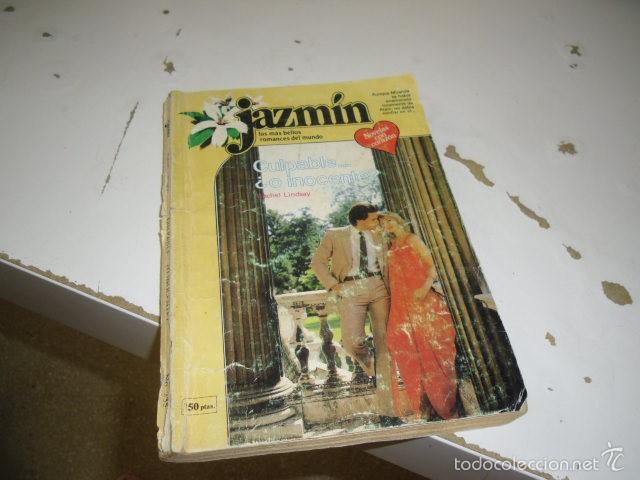 Libros: BAL-13 LOTE DE 25 LIBROS ROMANTICOS S JAZMIN JULIA ETC VER FOTOS PARA VER TITULOS - Foto 8 - 60109667