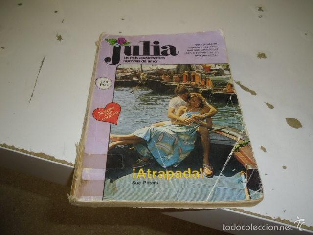 Libros: BAL-13 LOTE DE 25 LIBROS ROMANTICOS S JAZMIN JULIA ETC VER FOTOS PARA VER TITULOS - Foto 15 - 60109667