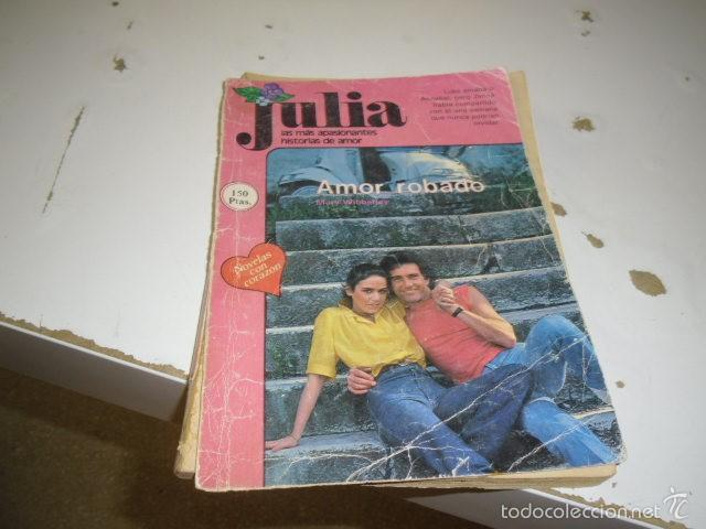 Libros: BAL-13 LOTE DE 25 LIBROS ROMANTICOS S JAZMIN JULIA ETC VER FOTOS PARA VER TITULOS - Foto 16 - 60109667