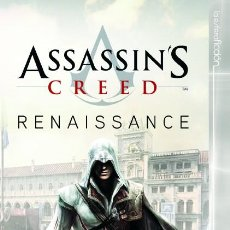 Libros: ASSASSIN´S CREED - RENAISSANCE - OLIVER BOWDEN. Lote 60502687