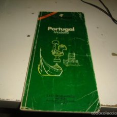Libros: G-ONCAD90 - PORTUGAL - GUIA MICHELIN 1990. Lote 60621859