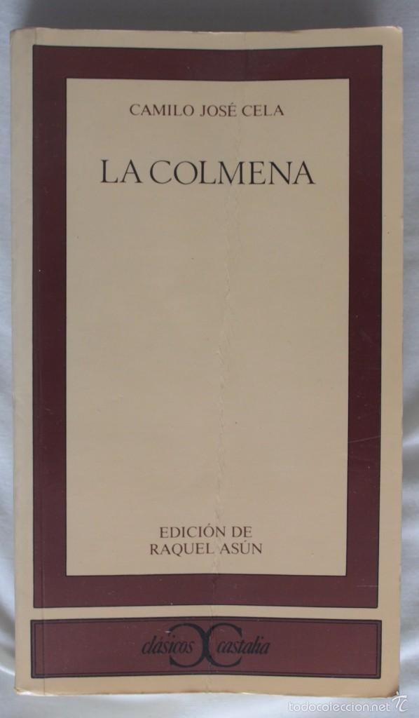 LA COLMENA - CAMILO JOSÉ CELA - (Libros sin clasificar)