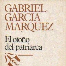 Libros: EL OTOO DEL PATRIARCA.. Lote 61515822
