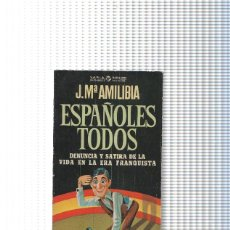 Libros: ESPAOLES TODOS. Lote 61520026