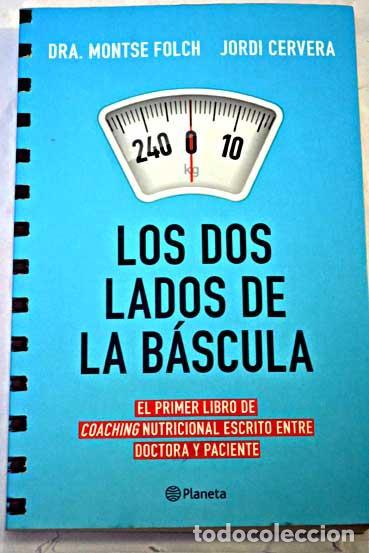 EL PRIMER LIBRO DE COACHING NUTRICIONAL ESCRITO ENTRE DOCTORA Y