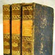 Libros: HISTORIA ECLESIÁSTICA DE ESPAÑA, O ADICIONES A LA HISTORIA GENERAL DE LA IGLESIA. TOMOS I, II Y III. Lote 54760761