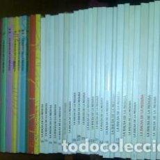 Libros: LA BALSA DE LA MEDUSA 56 PUBLICACIONES EN 43 VOLUMENES. Lote 220970691