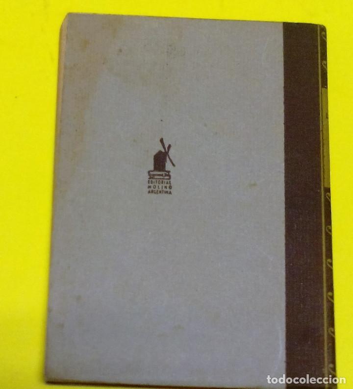 Libros: RARO Y ANTIGUO LIBRO AVENTURAS CLÁSICO: ROBIN HOOD, E MAC GRAGH. EDITADO POR MOLINO, EN TORNO A 1952 - Foto 3 - 61984604