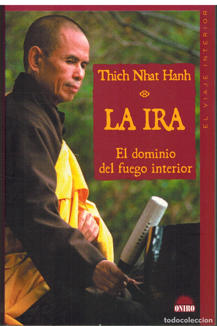 Resultado de imagen para la ira thich nhat hanh