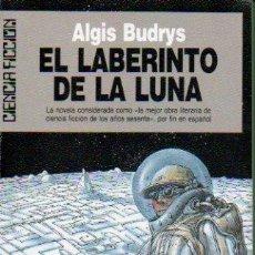 Livros em segunda mão: EL LABERINTO DE LA LUNA. 1ª EDICIÓN.. Lote 51314722