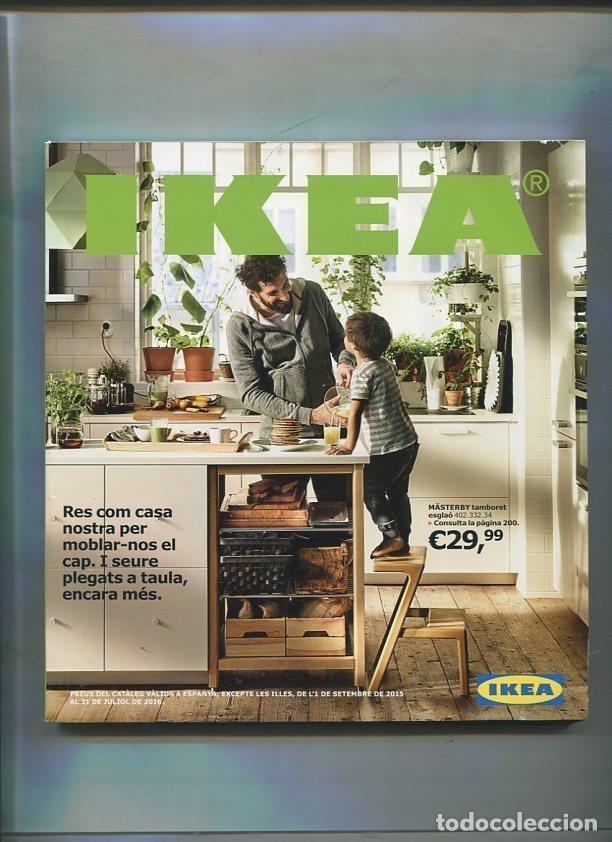 Catalogo Ikea Para 2015 Comprar Libros Sin Clasificar En - Catalogos-ikea-2015