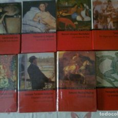 Libros: LOTE DE 8 LIBROS COLECCIÓN PREMIOS PLANETA EN BUEN ESTADO CASI TODOS PLASTIFICADOS. Lote 63311584