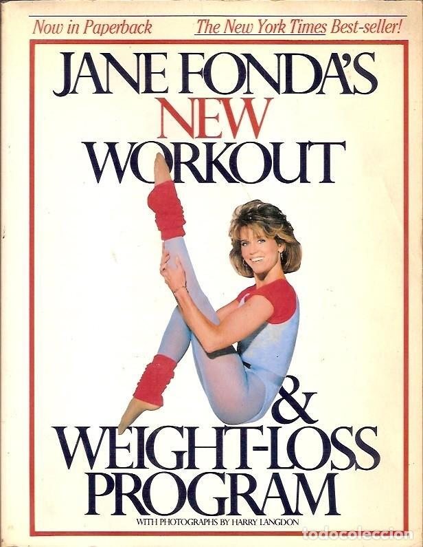 New Workout Weight Loss Program Jane Fonda S Th Comprar Libros Sin
