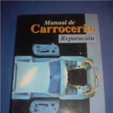 Libros: MANUAL DE CARROCERÍA DE AUTOMÓVILES. REPARACIÓN. CESVIMAP 1998. VEHÍCULO COCHE. Lote 63480164
