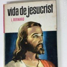 Libros: VIDA DE JESUCRIST DE LLUIS SOLA -1964 BRUGUERA. Lote 63593968