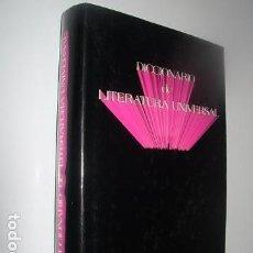 Libros: DICCIONARIO DE LITERATURA UNIVERSAL EDICIONES GENERALES ANAYA MADRID 1985 1ª EDICION . Lote 63690603