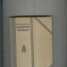Libros - Historia de la literatura española universal - 55551037