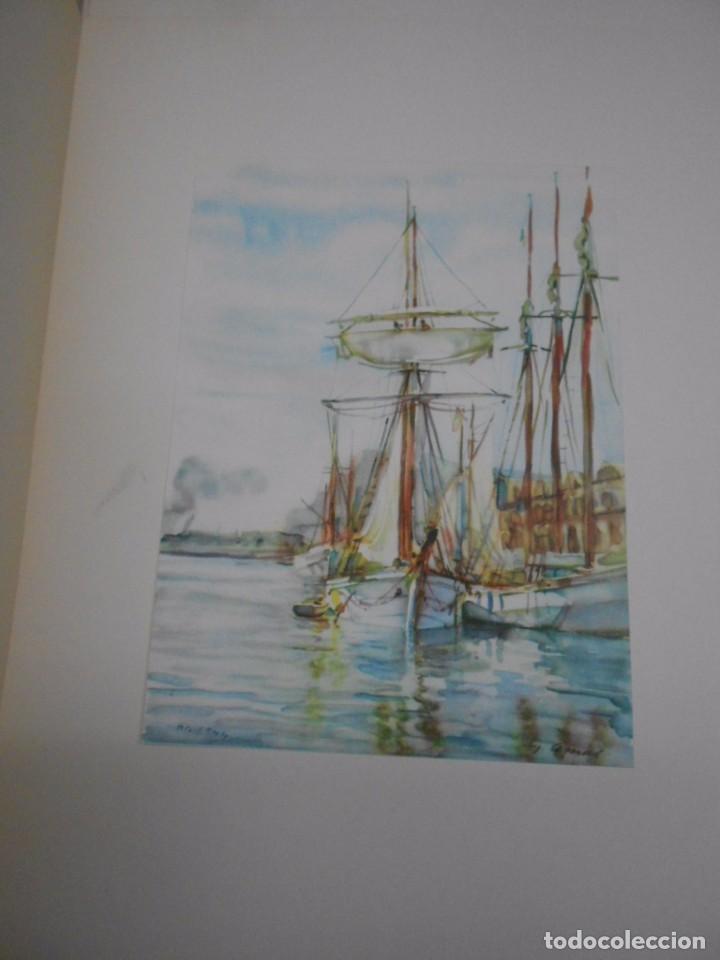 Libros: FIGURAS CUMBRE DEL ARTE CONTEMPORANEO ESPAÑOL, 20 VOLUMENES EN 4 ESTUCHES CON LOMO EN PIEL 27X39 CMS - Foto 7 - 64570379