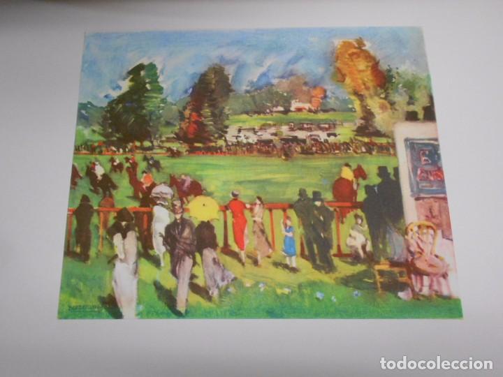 Libros: FIGURAS CUMBRE DEL ARTE CONTEMPORANEO ESPAÑOL, 20 VOLUMENES EN 4 ESTUCHES CON LOMO EN PIEL 27X39 CMS - Foto 14 - 64570379