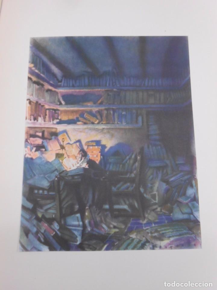 Libros: FIGURAS CUMBRE DEL ARTE CONTEMPORANEO ESPAÑOL, 20 VOLUMENES EN 4 ESTUCHES CON LOMO EN PIEL 27X39 CMS - Foto 26 - 64570379