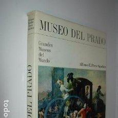 Libros: MUSEO DEL PRADO PÉREZ SÁNCHEZ OCÉANO 1984 238PP. Lote 64663515