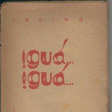 Libros: GUA... GUA. Lote 64697289