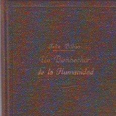 Libros: BILBAO FELIX. - UN BIENHECHOR DE LA HUMANIDAD. EL PADRE BENITO MENNI, 1841-1914.. Lote 65218002