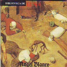 Libros: BLANCO ANGEL. - LA PESTE NEGRA.. Lote 65257551