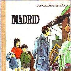 Libros: MALLAS CASAS J. - CONOZCAMOS ESPAÑA. MADRID.. Lote 65331731