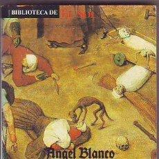 Libros: BLANCO ANGEL. - LA PESTE NEGRA.. Lote 65364295
