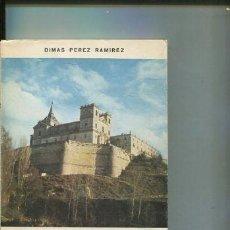 Libri di seconda mano: PEREZ RAMIREZ DIMAS. - UCLES, ULTIMO DESTINO DE JORGE MANRIQUE.. Lote 65166094