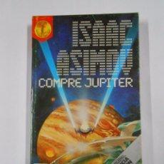 Libri di seconda mano: COMPRE JUPITER. ISAAC ASIMOV. TDK43 -. Lote 37545344