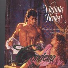 Libros: CONDENA DE AMOR-VIRGINIA HENLEY. Lote 67545173