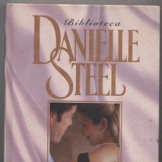 Libros: DESEOS CONCEDIDOS- DANIELLE STEEL. Lote 67545613