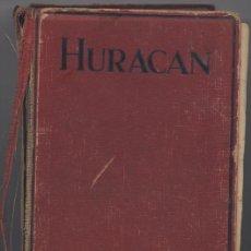 Libros: HURACAN- ZANE GREY. Lote 67774261