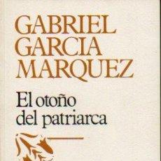 Libros: EL OTOO DEL PATRIARCA.. Lote 67795922