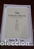 TALA - GABRIELA MISTRAL (Libros sin clasificar)