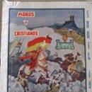 Libros: LIBRO DE FIESTAS DE BAÑERES 1954. Lote 68973961
