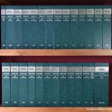 Libros: GRIAL. REVISTA GALEGA DE CULTURA, 1963 - 1988 (26 TOMOS: 1-100 + ÍNDICES) - VV.AA. GALICIA. Lote 69449609